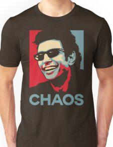 Ian Malcolm 'Chaos' T-Shirt Unisex T-Shirt