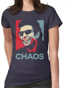 Ian Malcolm 'Chaos' T-Shirt Womens Fitted T-Shirt