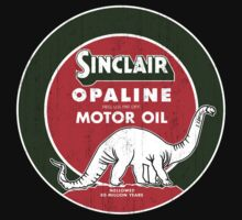 Sinclair Opaline Gasoline by KlassicKarTeez