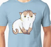 This cat is so done. Unisex T-Shirt