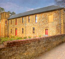 The Hahndorf Academy - Hahndorf, The Adelaide Hills, SA by Mark Richards