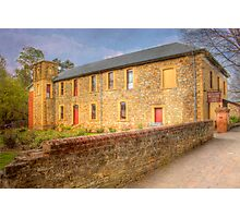 The Hahndorf Academy - Hahndorf, The Adelaide Hills, SA Photographic Print