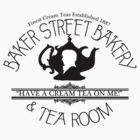 BBC Sherlock &quot;Cream Tea&quot; Bakery &amp; Tea Shop  by curiousfashion