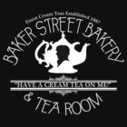 "BBC Sherlock ""Cream Tea"" Bakery & Tea Shop (Dark) by curiousfashion"
