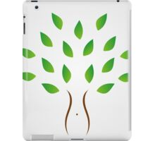 Weight loss program with organic supplements iPad Case/Skin