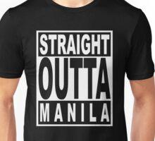 Straight Outta Manila Unisex T-Shirt