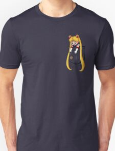 Little Pocket Moon Unisex T-Shirt