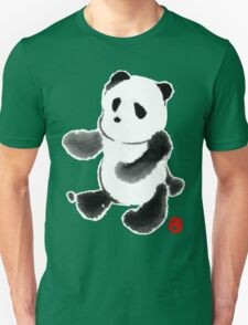 Ink Wash Panda T-Shirt