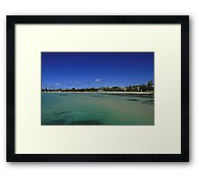 Sorrento Waterfront Victoria Framed Print
