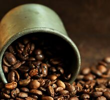Coffee beans by vm2002