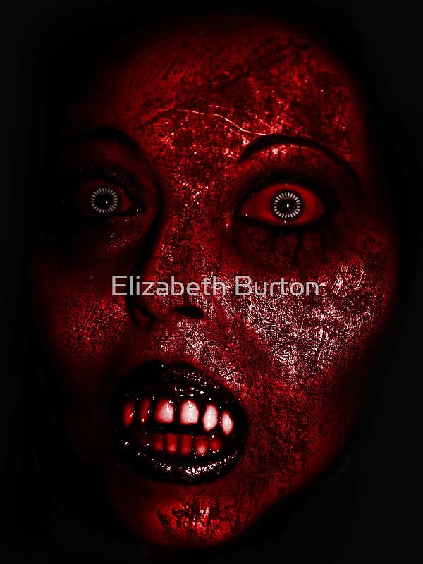 Bloody Hunger by Elizabeth Burton