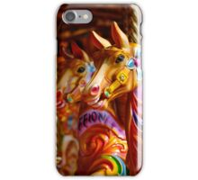 iphone case carousel horses iPhone Case/Skin