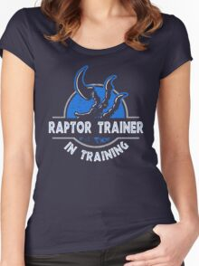 Raptor Trainer Women's Fitted Scoop T-Shirt