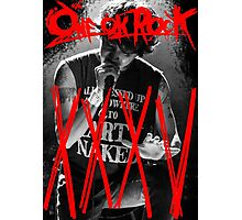 ONE OK ROCK! TAKA!! 35XXXV Photographic Print