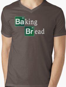 Baking Bread (Breaking Bad parody) - Classic Mens V-Neck T-Shirt