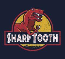 Sharp Tooth T-Shirt (Jurassic Park) Baby Tee