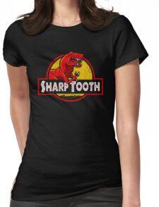 Sharp Tooth T-Shirt (Jurassic Park) Womens Fitted T-Shirt