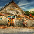Old Clarkesville Motors by Chelei