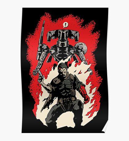 Hellboss Poster
