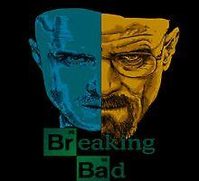 Breaking Bad W&J by BadWolf08