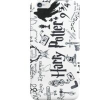 Harry Potter pt.2 iPhone Case/Skin