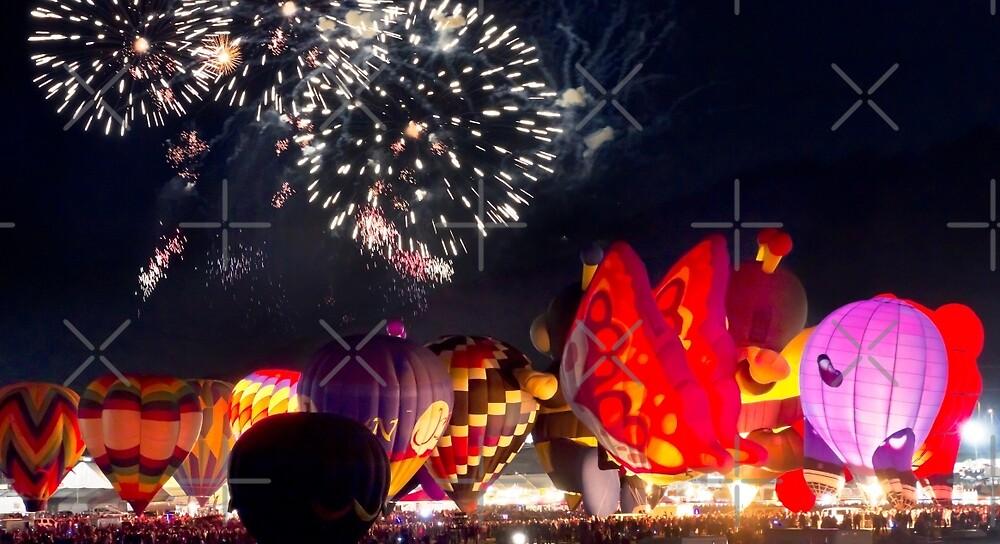 After Glow™ Fireworks Show by Alex Preiss