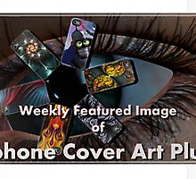 iPhone Cover Art Plus - Featured Image banner  by Fiery-Fire