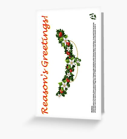 AI Card 4 Greeting Card