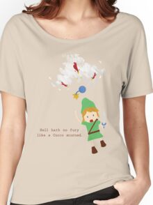 Cucco Revenge Squad Women's Relaxed Fit T-Shirt