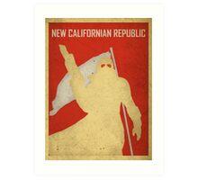 New Californian Republic - Poster Art Print