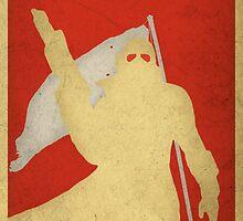New Californian Republic - Poster by JacobiWonKanobi