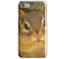 Mister Chubby Cheeks iPhone Case/Skin