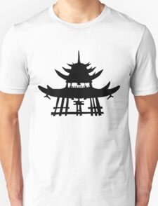 Chinese temple T-Shirt