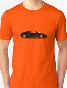 Bugatti Veyron 16.4 Grand Sport Vitesse World Record Car Edition T-Shirt