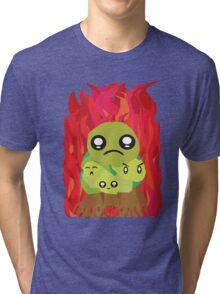 Little Forest Fire Tri-blend T-Shirt