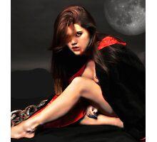 Hunter's Moon Photographic Print