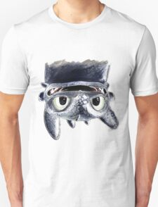 Toothless Upside Down T-Shirt