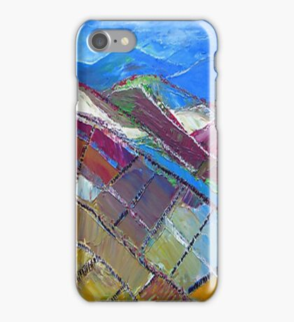 A painted cloth ( iPhone cover) iPhone Case/Skin