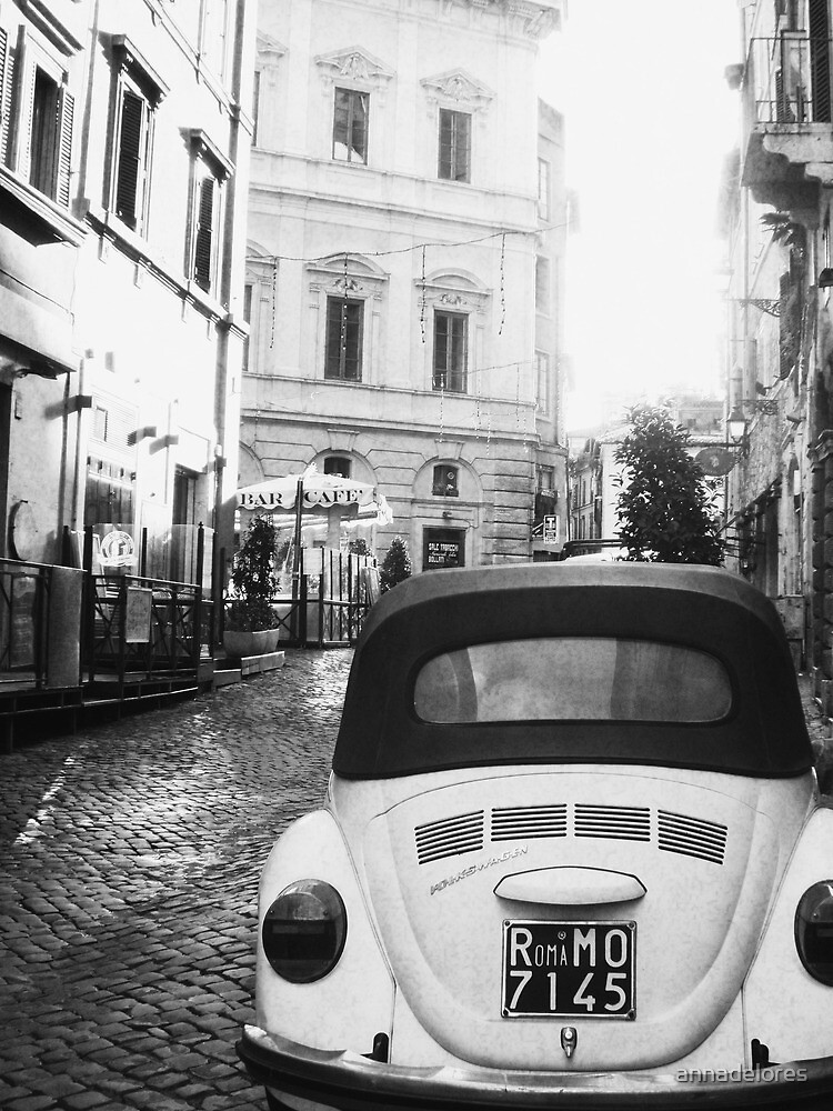 Vintage Rome by annadelores