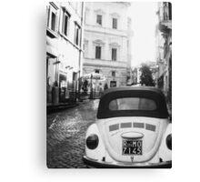 Vintage Rome Canvas Print