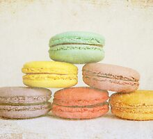 Parisian Macaroons by annadelores