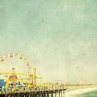 Santa Monica Pier by annadelores