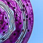 Purple n Blue Sky by LadyEloise