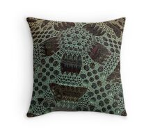 Federation Space Station Throw Pillow