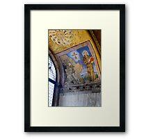 Detail, San Marco Framed Print