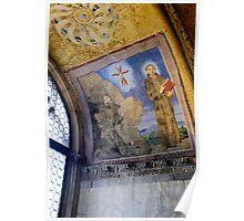 Detail, San Marco Poster