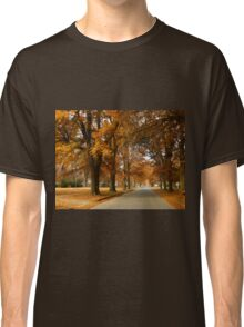 Maple Street....with all Oak Trees Classic T-Shirt