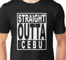 Straight Outta Cebu Unisex T-Shirt