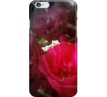 roses and wildflowers 4 iPhone Case/Skin