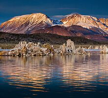 Mono Lake Beauty by Ed Lark